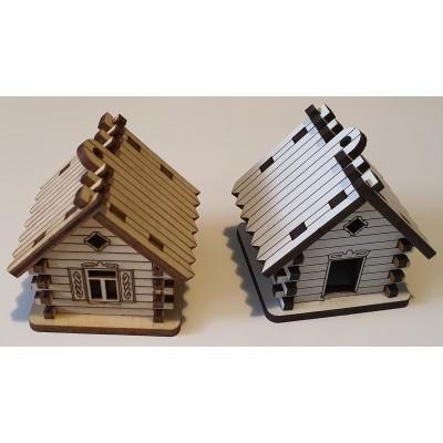 Domek 3D